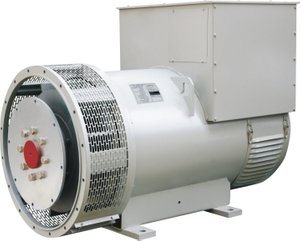 360KW-600KW STF354 Series Brushless AC Alternator